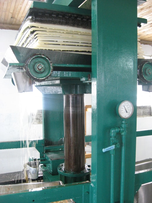 Pressing 13