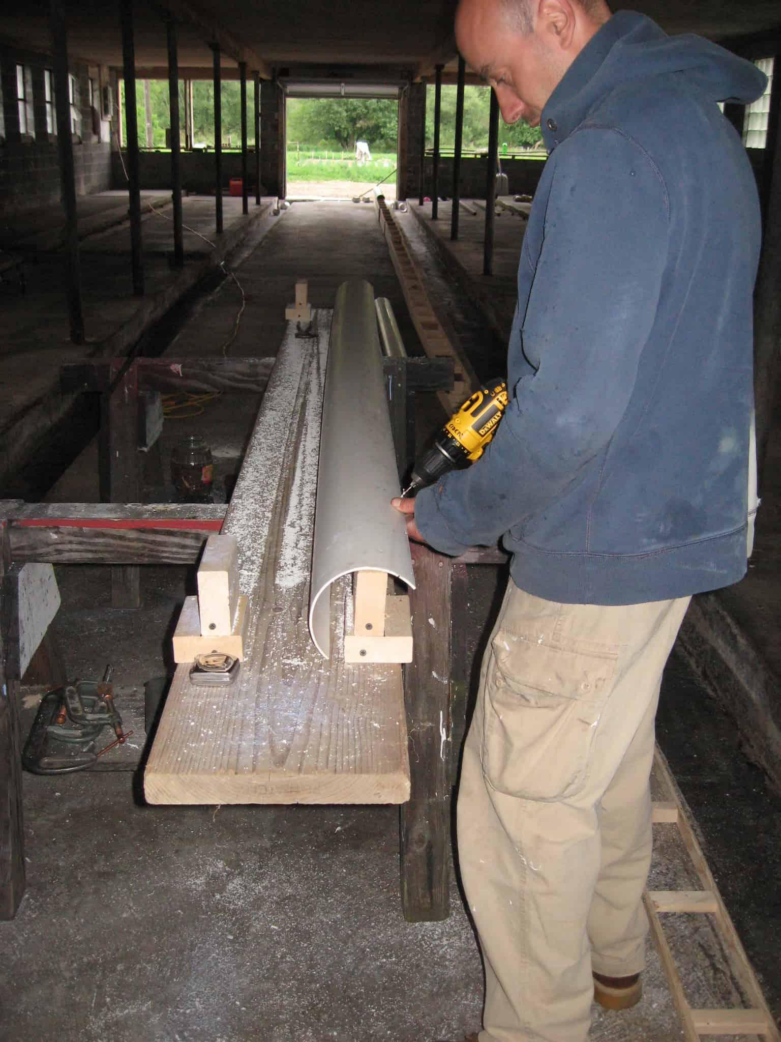 ideas for inside garage walls - Barn Repurpose Barn Construction