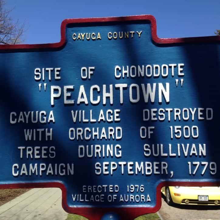 peach town