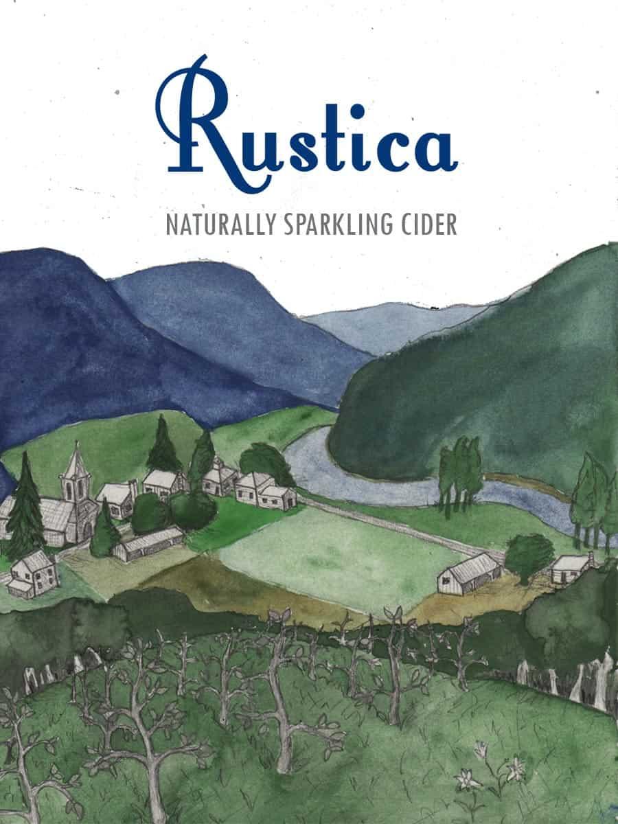 2016 rustica front