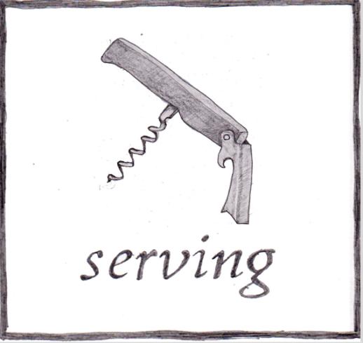Serving Cider