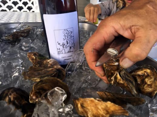 Oysters and Perry