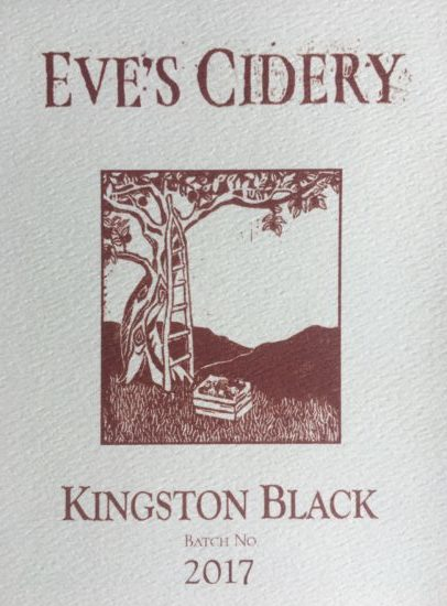 2017 Kingston Black label pic