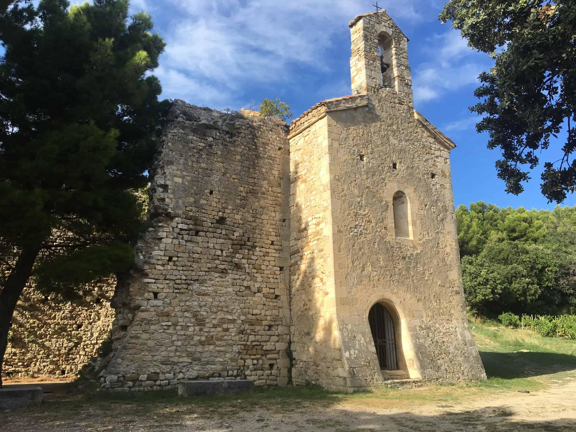 Chateau St. Cosme