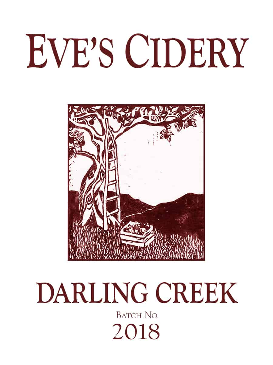 Darling Creek 2018 Back