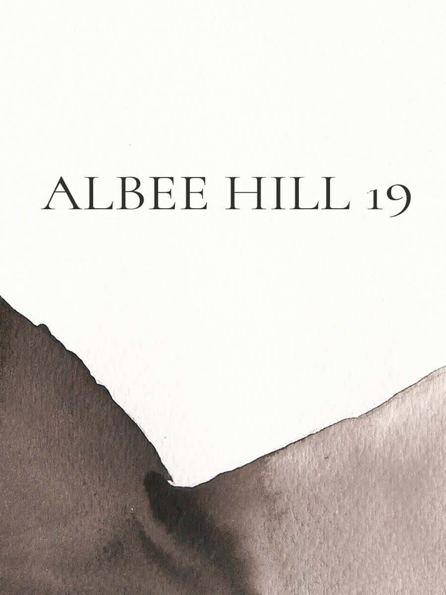 2019 Albee Hill label