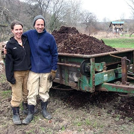 Woody Orchard Compost